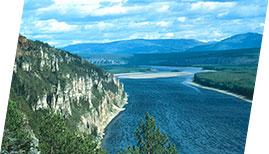 Реки Якутии