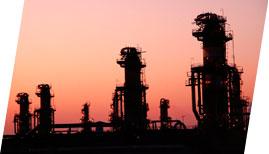 Крупнейший газоперерабатывающий завод