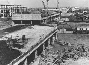 Строительство гелиевого завода