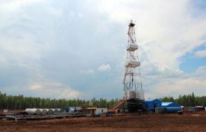 Бурение скважин на Ковыктинском месторождении