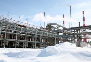 Газоперерерабатывающий завод