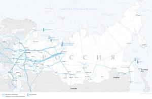 Единая система газоснабжения России